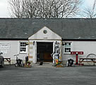 Shop at King Robert The Bruce's Cave Caravan and Camp Site
