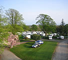 Caravan and Camp Site in South West Scotland